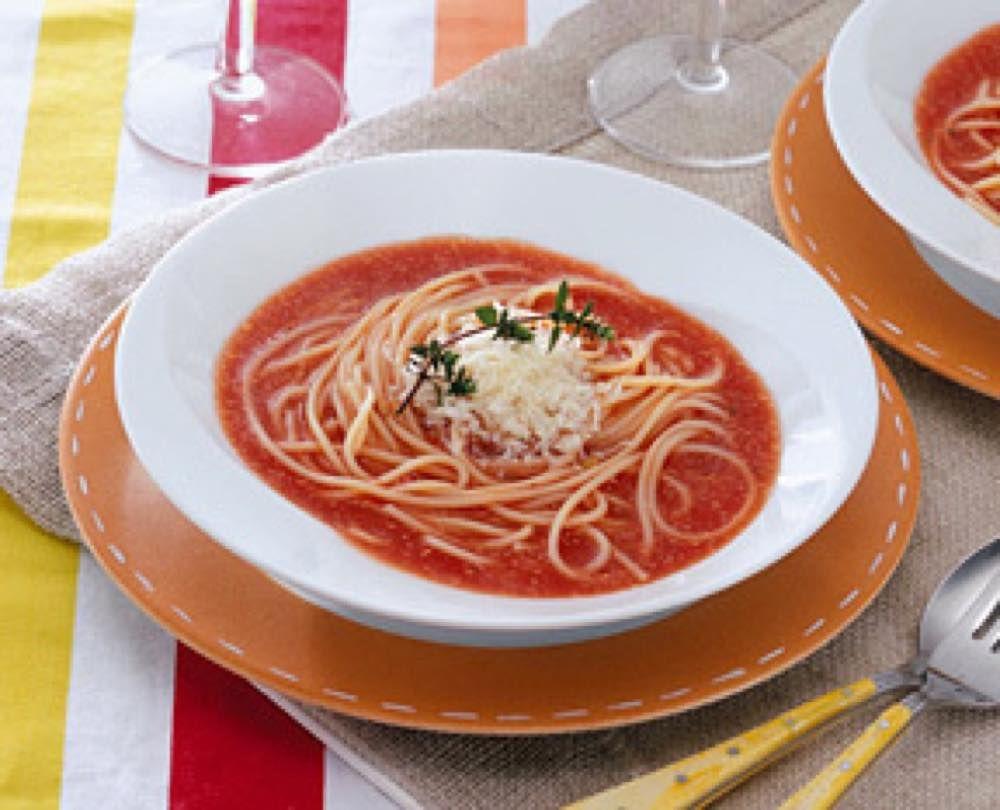 冷 トマト スープ の 製